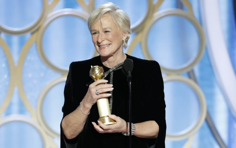 reactions-glenn-close-2019-golden-globe-win