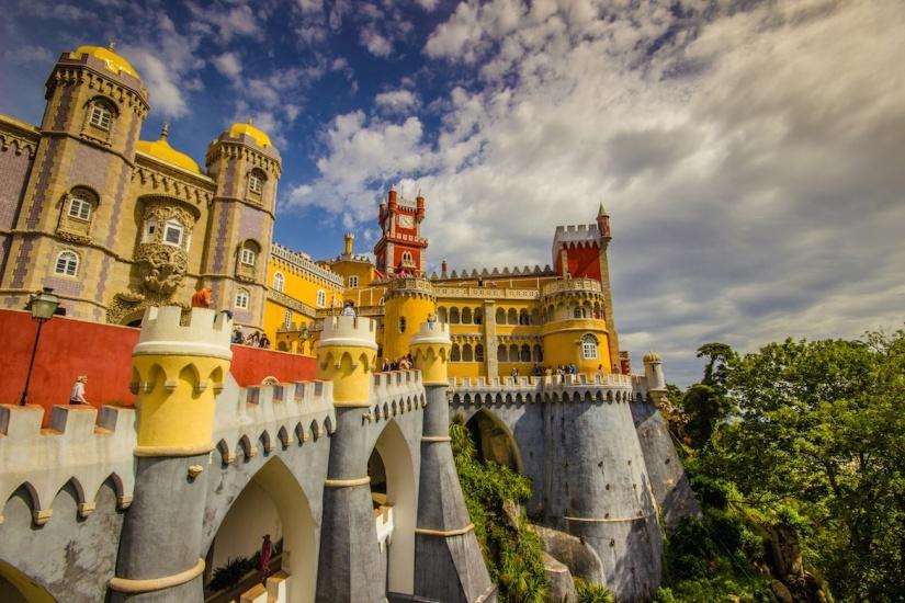 Portugal-Sintra-Pena-Palace-4
