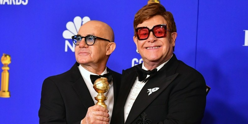 Bernie Taupin, Elton John - GettyImages-1191956298